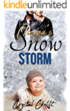 Omega's Snow Storm: An mpreg, omegaverse, romance (Snowed Inn Book 1)