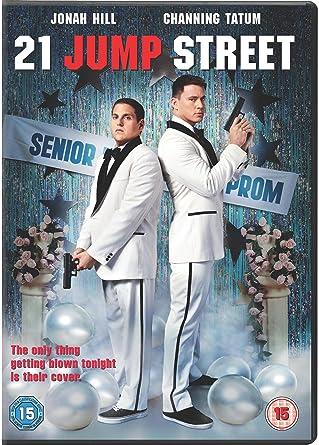 Amazon Com 21 Jump Street Dvd 2012 Channing Tatum Jonah Hill Dave Franco Movies Tv