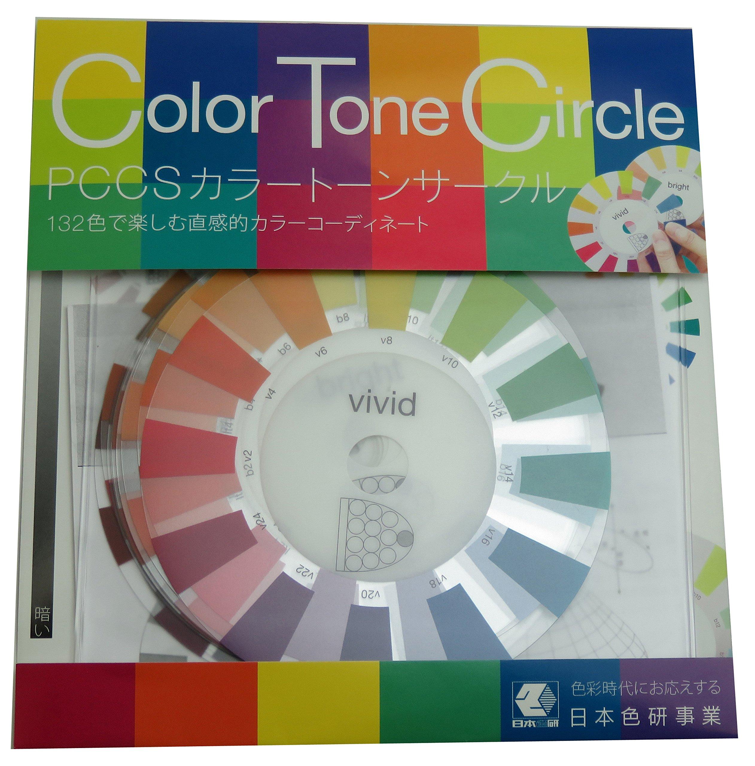 Japan Iroken PCCS color tone Circle by Japan Iroken business
