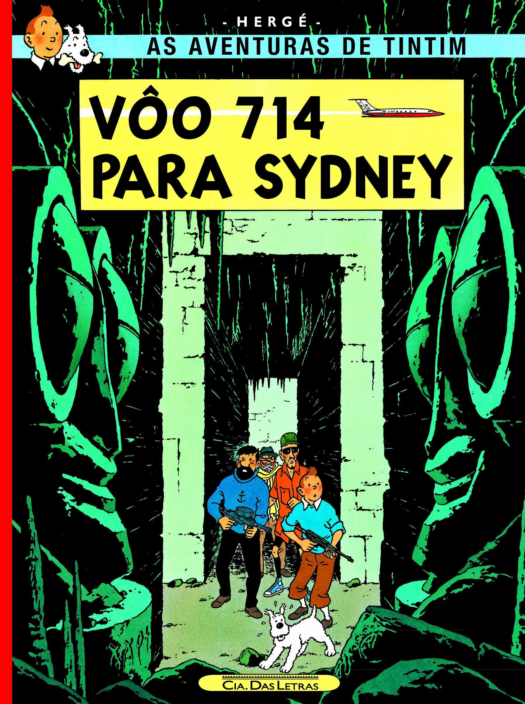 Voo 714 Para Sydney - Vol 714 Pour Sydney (Em Portugues do Brasil) pdf epub