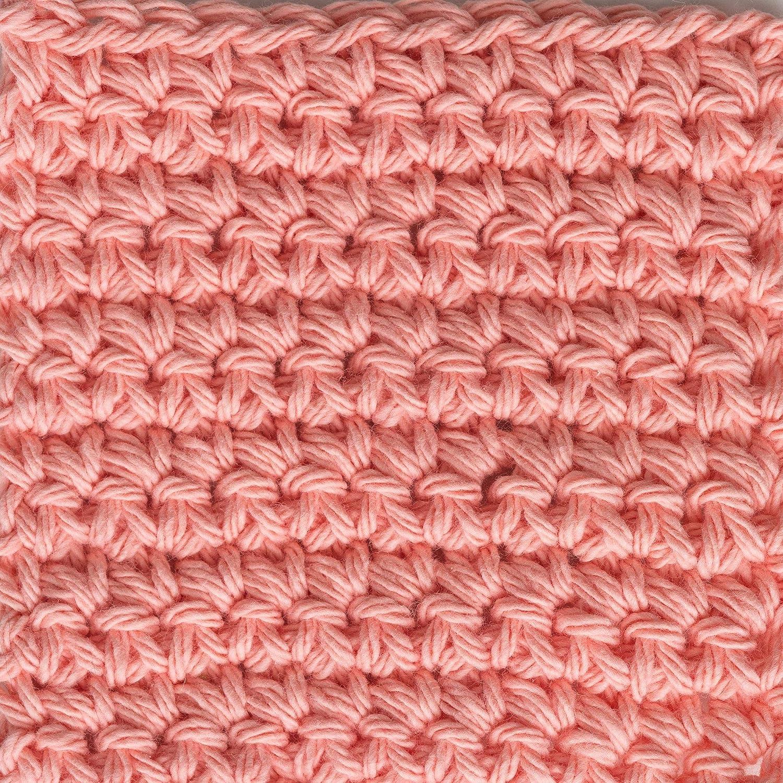 Coral Rose Lily Sugar n Cream 10201818803 Super Size Yarn
