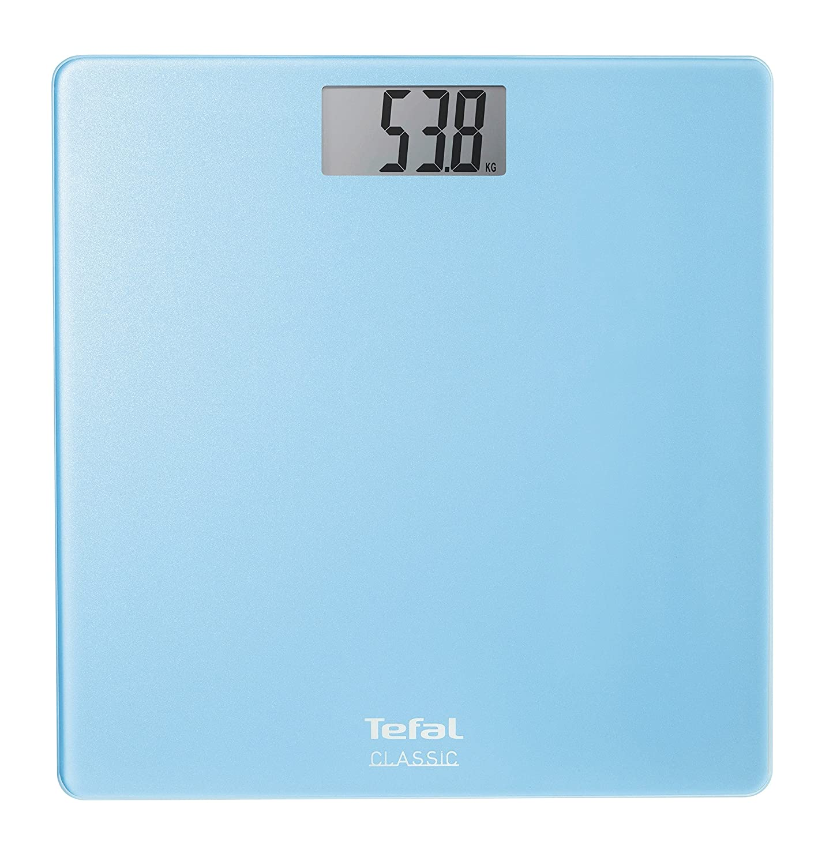Tefal Classic - Báscula de baño digital, pantalla LCD, peso máximo ...