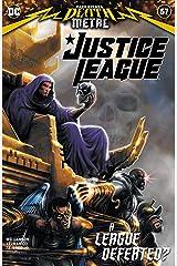 Justice League (2018-) #57 Kindle Edition