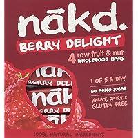 Nakd Berry Delight 35g Bar - Multi Pack Case of 48 Bars