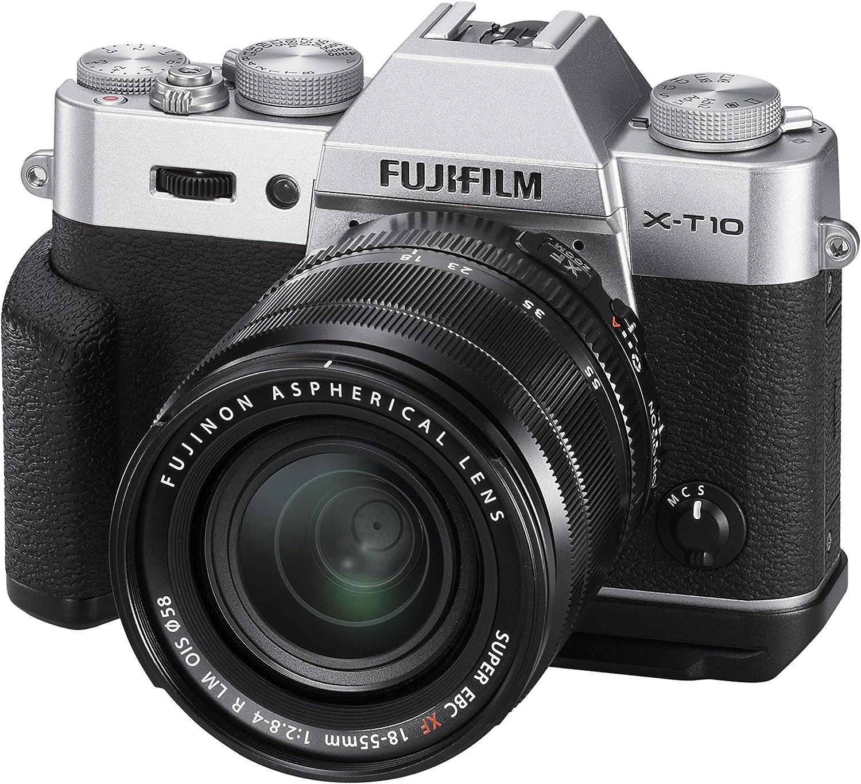 Fujifilm X-T10 Metal Mano Grip (Negro): Amazon.es: Electrónica