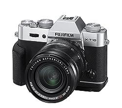 FUJIFILM X-T10用メタルハンドグリップ MHG-XT10