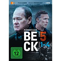 Kommissar Beck - Staffel 5, Episode 1-4
