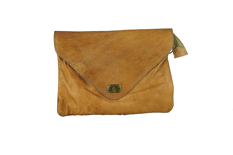 "Handmade in Morocco Large 24/""x20/"" Backpack Genuine Leather Messenger Bag"