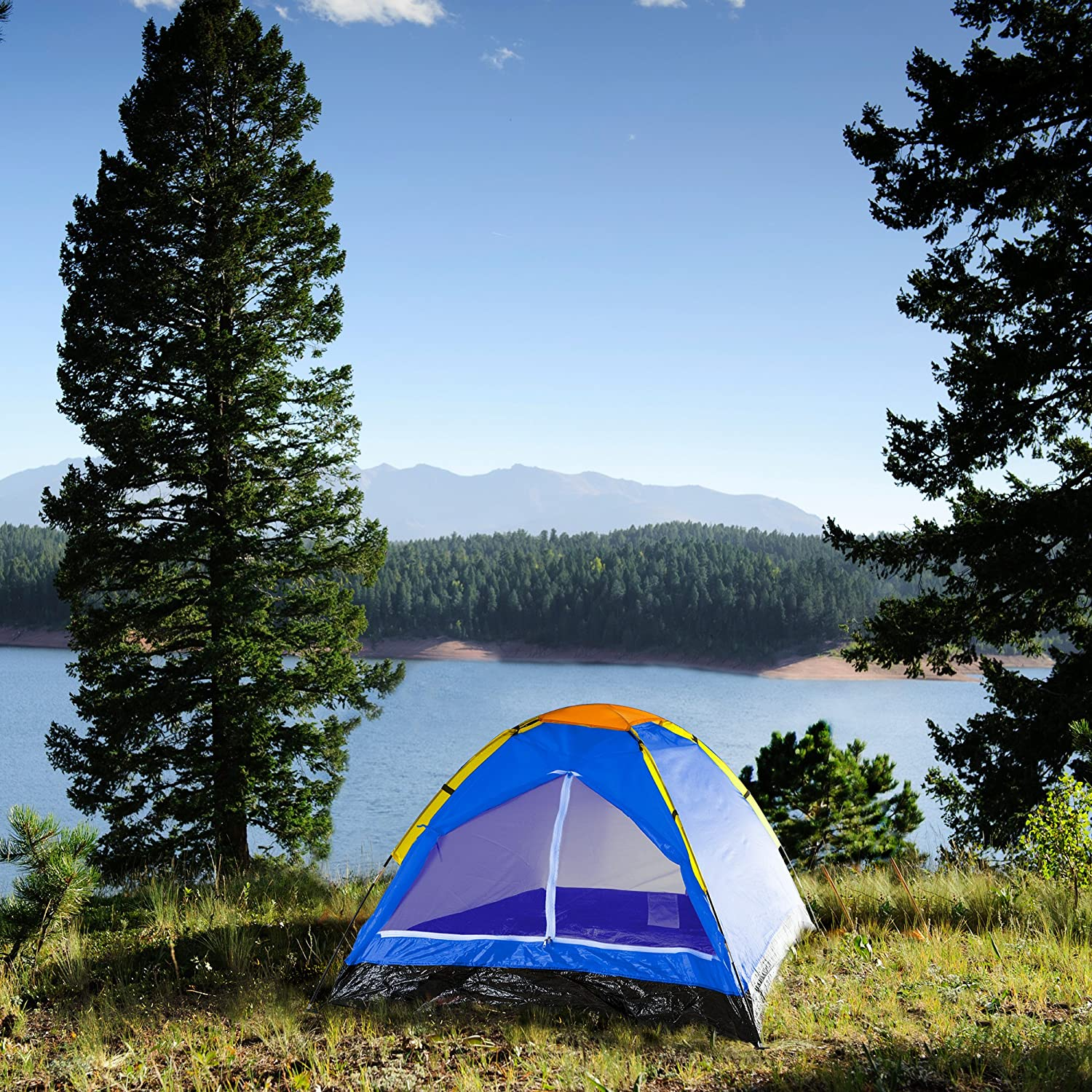 Happy Camper Two Person Tent O...