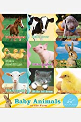 Baby Animals on the Farm Kindle Edition