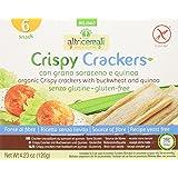 Probios Crispy con Grano Saraceno e Quinoa - 120 gr - [confezione da 4]