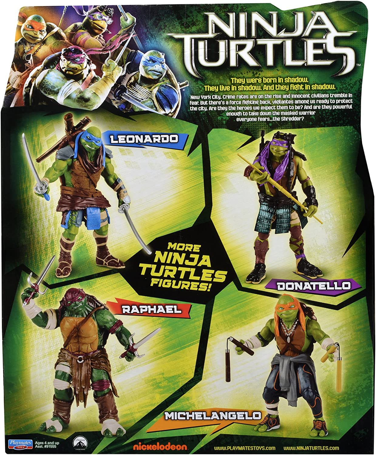Teenage Mutant Ninja Turtle Movie 11