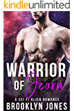 Warrior of Jeorn (A SciFi Alien Romance)