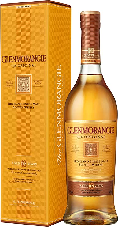 Glenmorangie The Original, Gift Box 70 cl: Amazon.co.uk: Grocery