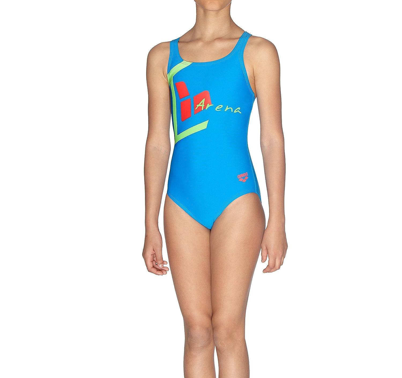 b77e013430ae arena Mädchen Badeanzug Joy  Amazon.de  Sport   Freizeit