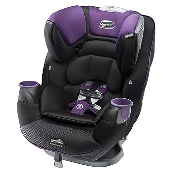 Evenflo SafeMax Platinum All In One Convertible Car Seat Madalynn
