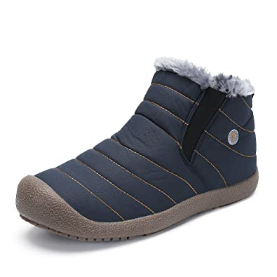 Saguaro® Hombre Mujer Invierno Guantes Cálido portatartas Outdoor Botas Botines Botas de Nieve Invierno Guantes: Amazon.es: Zapatos y complementos