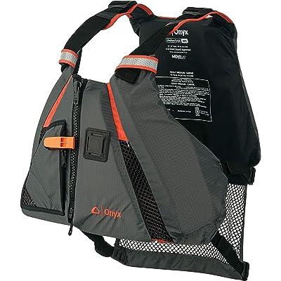 ONYX MoveVent Dynamic Paddle Sports Life Vest Orange