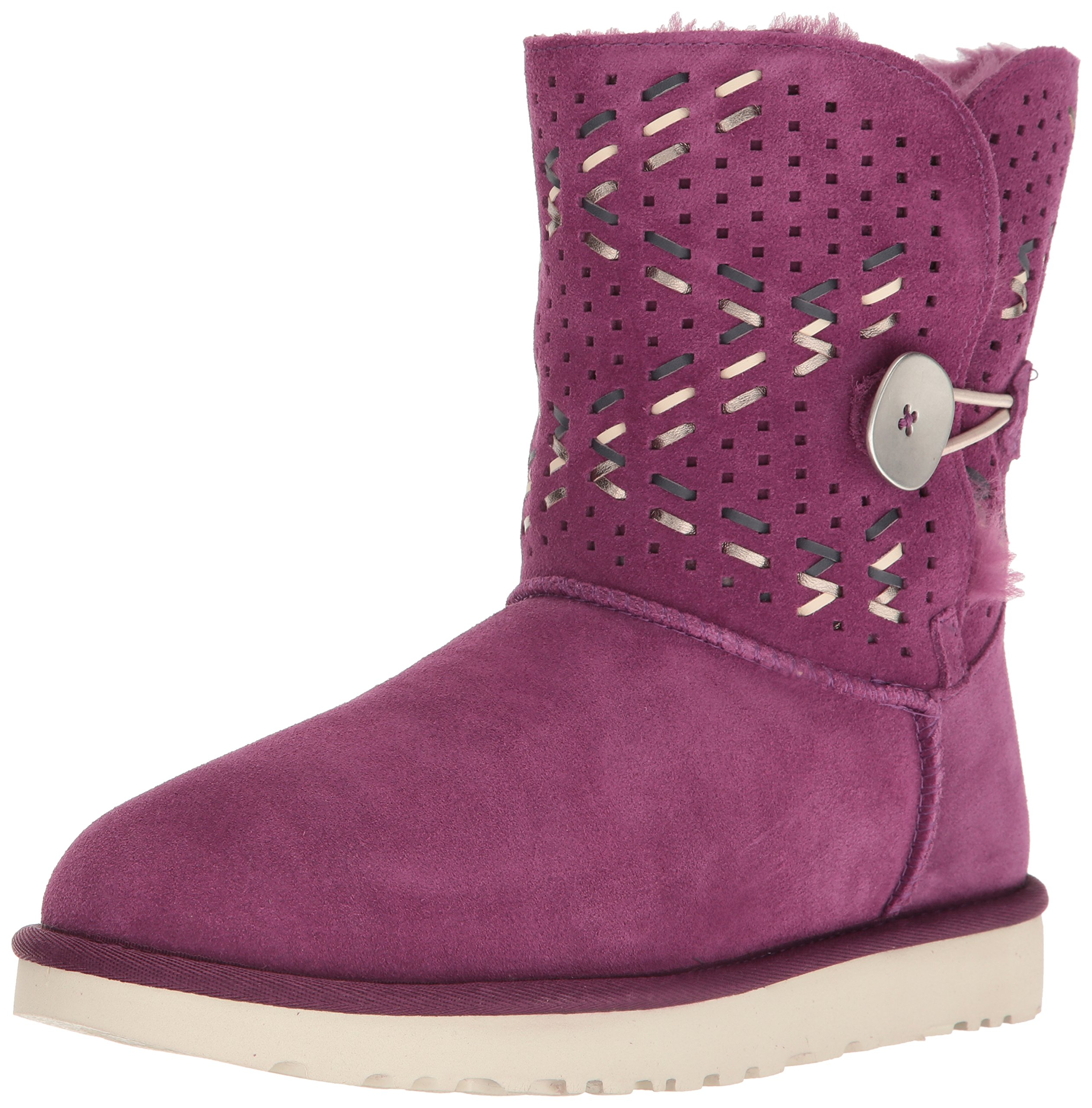 UGG Women's Bailey Button Tehuano Winter Boot