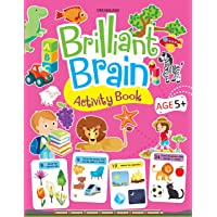 Brilliant Brain Activity Book 5+