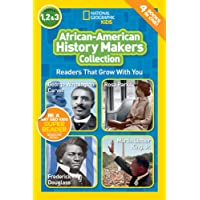 National Geographic Kids Readers: African-American History Makers (Readers)