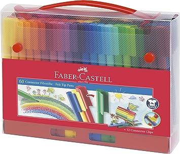 Faber Castell 155208 Stylo Feutre Connecteur Feutre De Coloriage