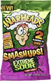 Warheads Smashups Extreme Sour Hard Candy 3.25oz Bag
