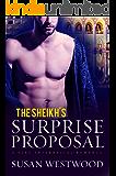 The Sheikh's Surprise Proposal (Interracial Romance Book 1)