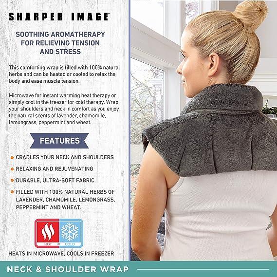 Amazon.com: Almohada de cuello y hombros con imagen más ...