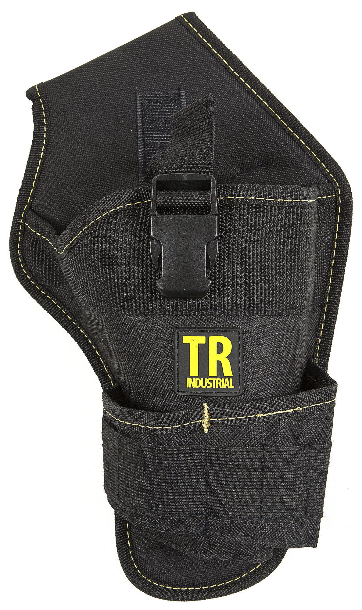 TR Industrial 88020 Durable Cordless Drill Holster and 12 Small Pockets, NULL