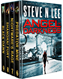 Angel of Darkness Action Thriller Box Set Books 06-09: Action-Packed Revenge & Gripping Vigilante Justice (Angel of Darkness Box Sets Book 2)