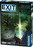 Exit: The Forgotten Island | Exit: The Game - A Kosmos Game | Family-Friendly, Card-Based at-Home Escape Room Experience…