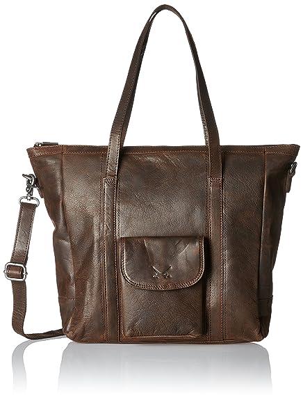 Womens Shopper Bag Handbag Sansibar QWFAKi