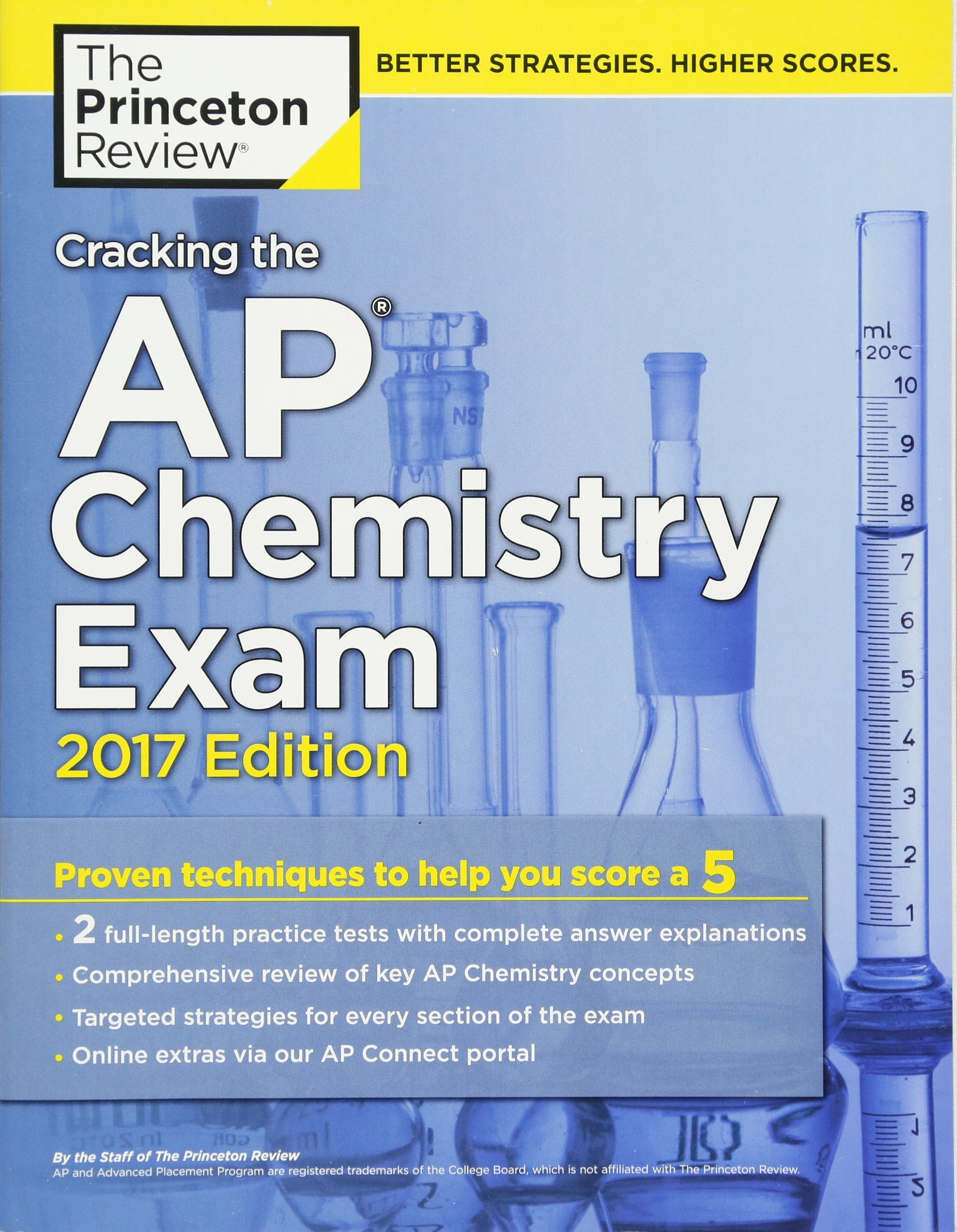 Buy Cracking the AP Chemistry Exam (College Test Preparation) Book Online  at Low Prices in India | Cracking the AP Chemistry Exam (College Test  Preparation) ...