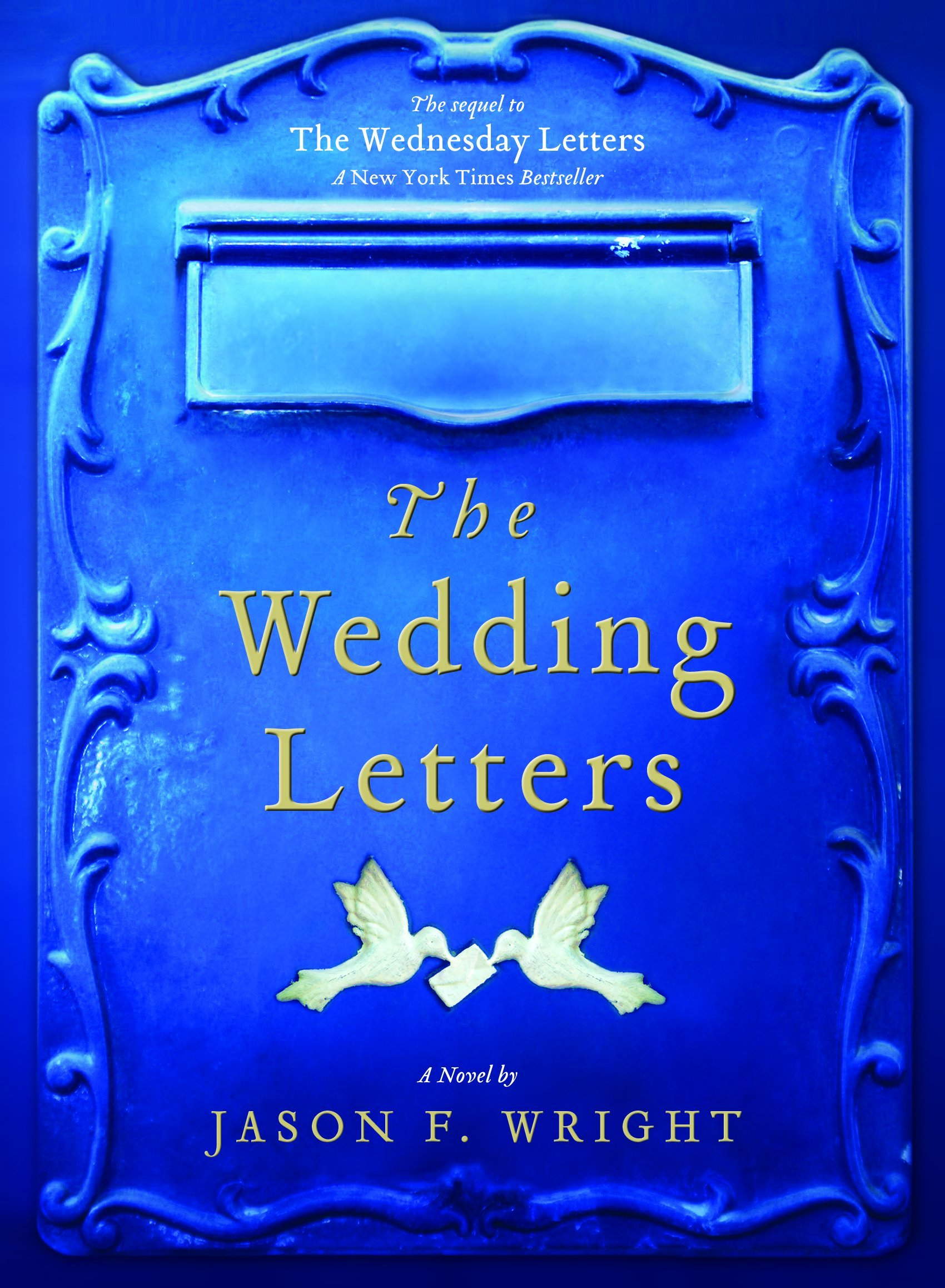 the wedding letters wednesday letters jason f wright 0783027080575 amazoncom books
