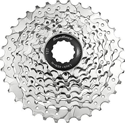 Bicycle 8-Speed Cassette 11//23T 11//28T 11//32T 11//34T 12//25T 12//32T 12//34T Bikes