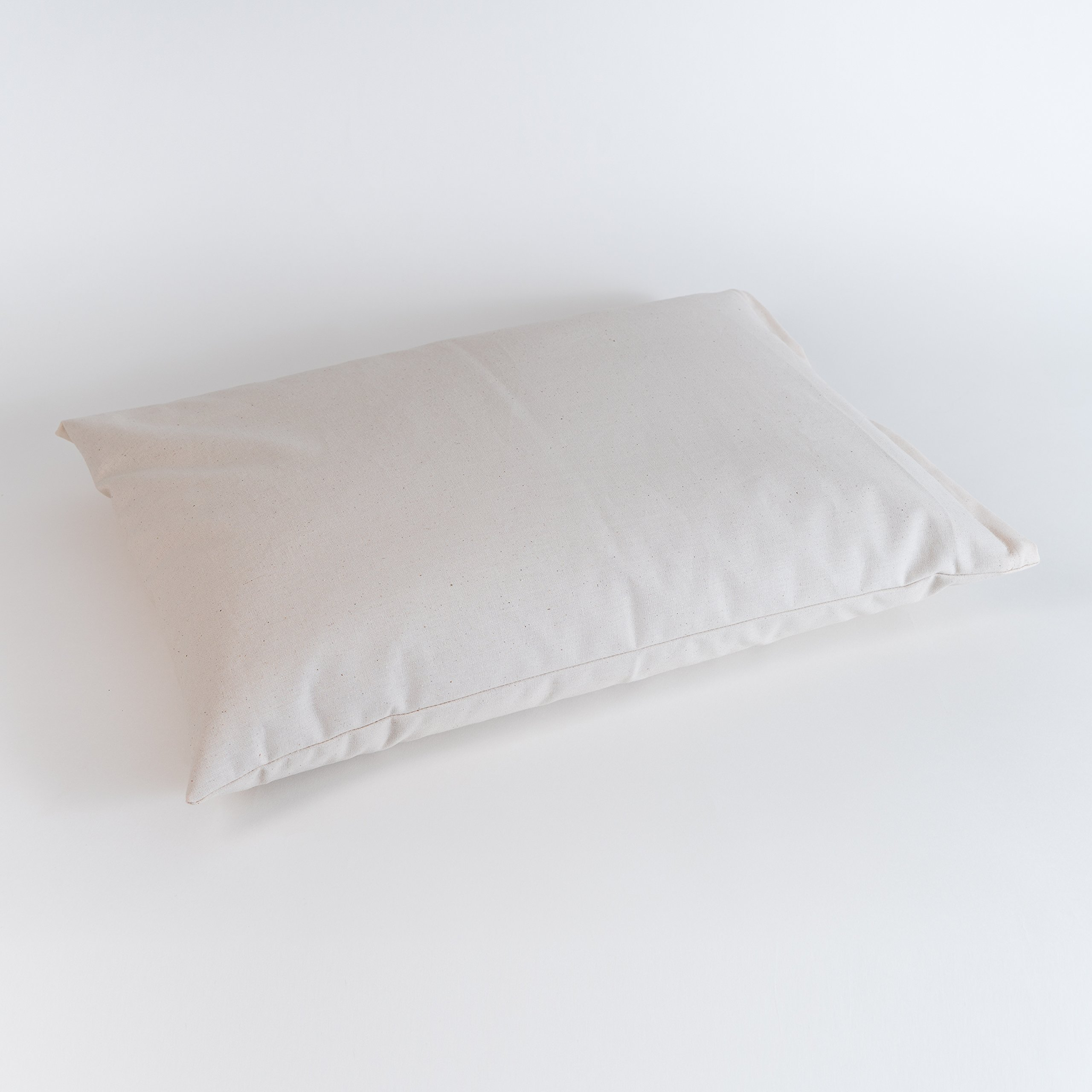 Sachi Organics Buckwheat Hull Sleeping Pillow