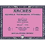 "Arches Watercolour Block, 18""x24"""