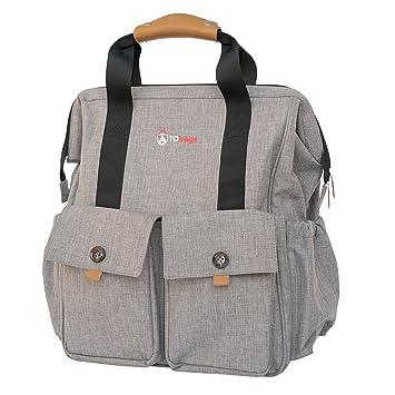 12b445b60c6e Amazon.com   Premium Diaper Backpack - Multifunctional