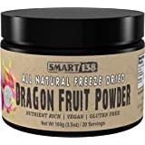 Dragon Fruit (Pitahaya) Powder, 100g/3.5oz, Freeze Dried Purple, All Natural Dragonfruit, BPA-Free