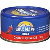 Sole Mare Tuna Chilli in Olive Oil, 185g