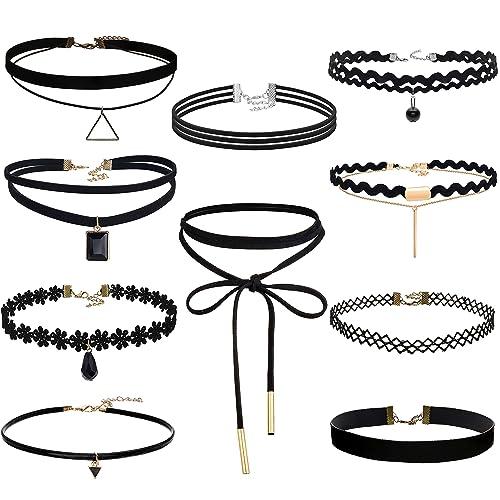 Necklace Chokers Amazon Com