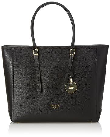 Guess Lady Luxe Carryall Borse a Mano, BLA: Amazon.it