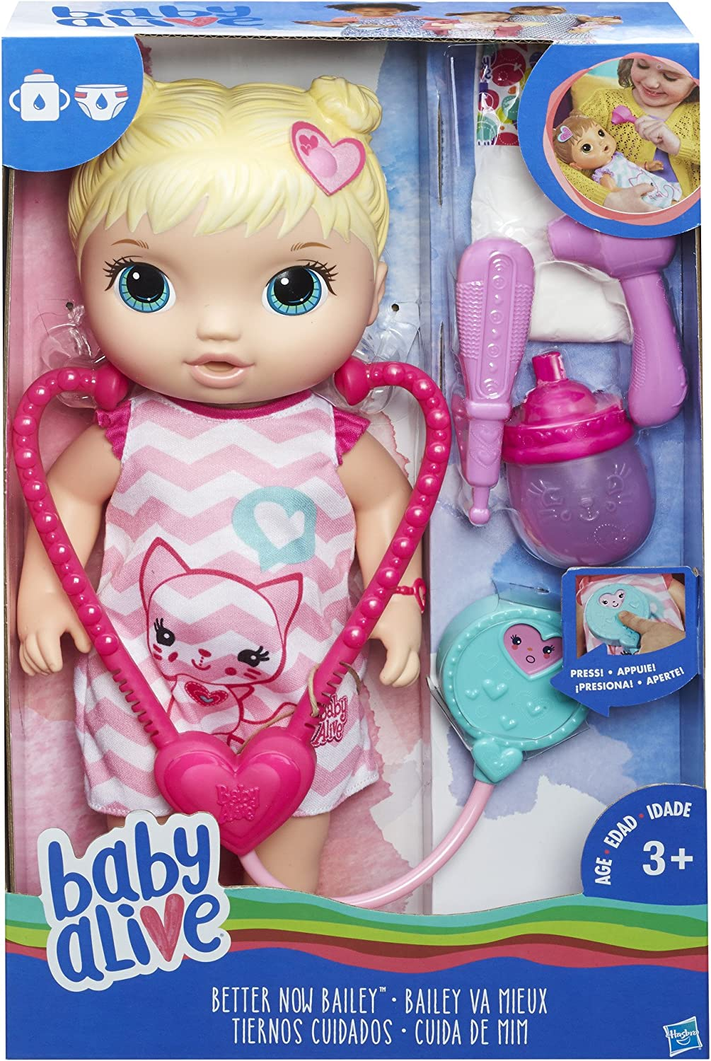 Baby Alive C2691 Doll