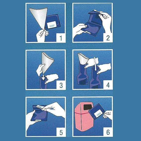 ... pequeñas Urgente necesidades en el coche, en acumulación, a grande eventos o otros lugares con mano de toallitas desinfectantes (3 unidades): Amazon.es: ...