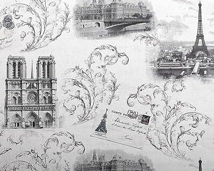 Carta Da Parati Stile Shabby Chic : Carta da parati romantica edem carta da parati tnt parigi