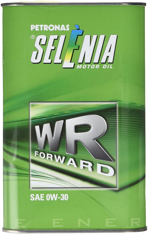 SELENIA Aceite Sinté tico para Motores dié sel 1388 –  1639 WR Forward 0 W-30 Acea C2, 1 litro 1litro Petronas 1388-1639