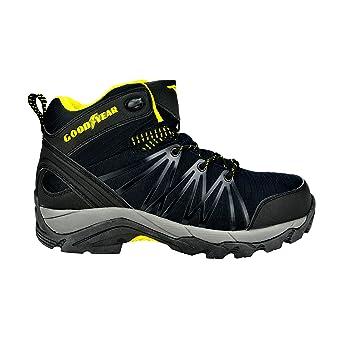 Goodyear GYBT1517 - Botas deportivas de seguridad para dedos del pie (talla media),