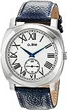 a_line Women's AL-80023-02-D-BU Pyar Analog Display Japanese Quartz Blue Watch