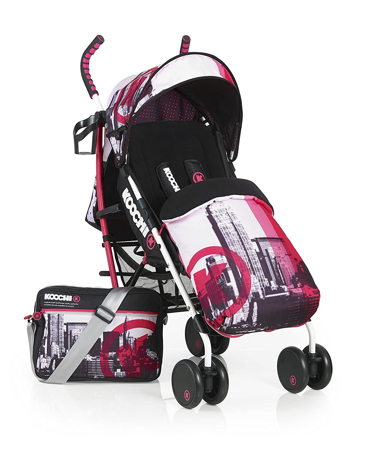Koochi Speedstar Stroller Brooklyn PM